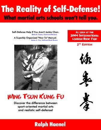 Order the Wing Tsun Kung Fu Self-Defense Book by Ralph Haenel
