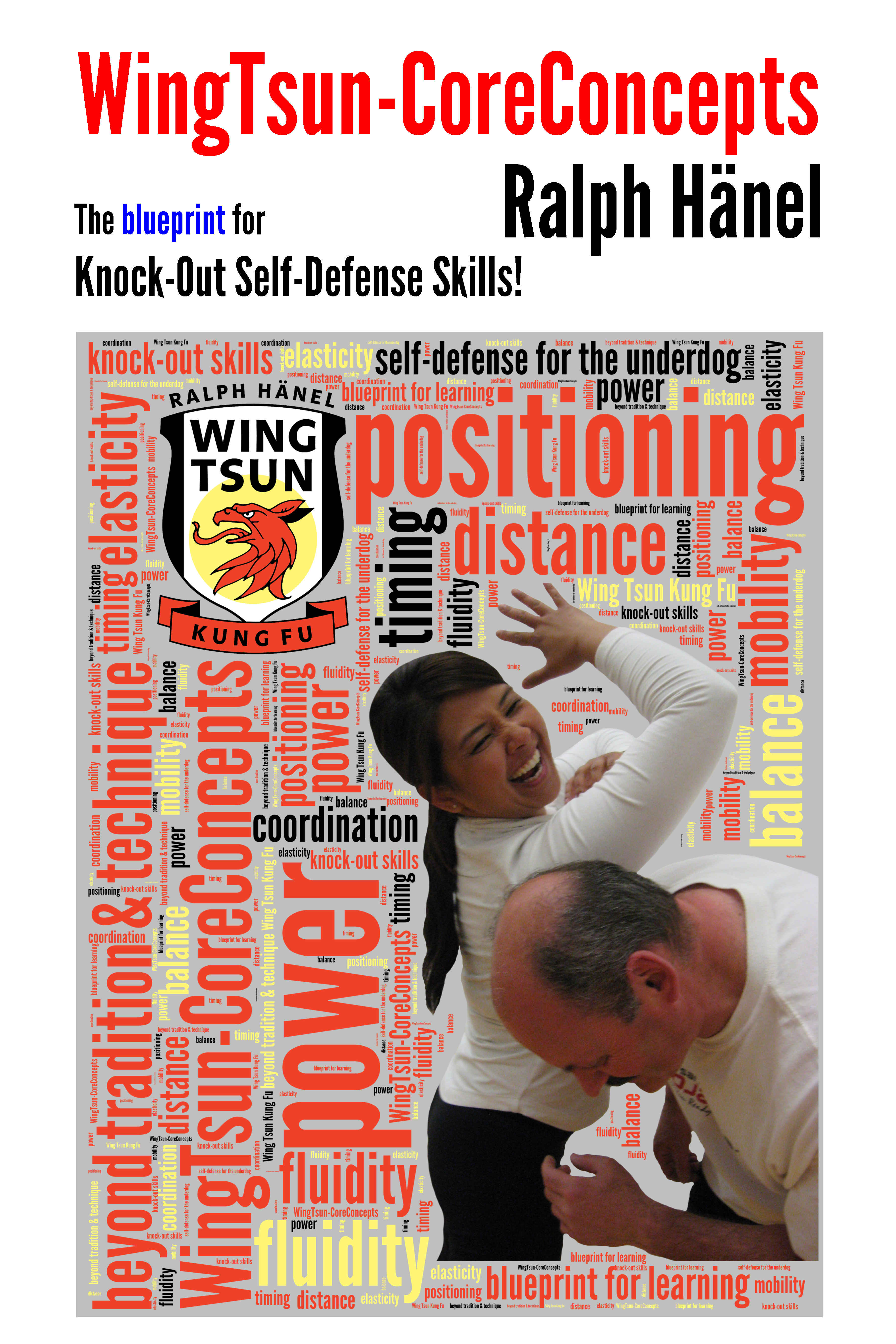 WingTsun-CoreConcepts a book by Ralph Haenel - Beyond tradition and technique, training concepts for Wing Tsun Kung Fu students and instructors